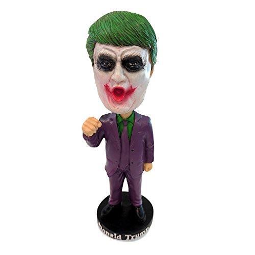 Trump-the-Joker Bobblehead - The Number One Donald Trump Gag Gift
