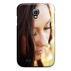 Premium Durable Model Other All Alone Fashion Tpu Galaxy S4 Protective Case Cover