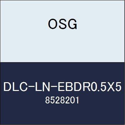 OSG エンドミル DLC-LN-EBDR0.5X5 商品番号 8528201