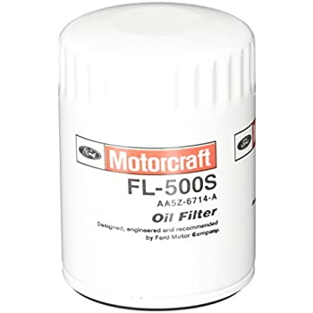 Genuine Ford Parts Aaz  A Oil Filter