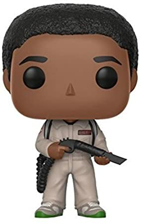 Funko Pop Television: Stranger Things - Lucas Ghostbusters Collectible Vinyl Figure 21485 Accessory Toys & Games