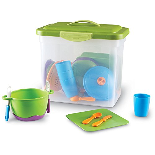 Learning Resources New Sprouts Classroom Kitchen Set Photo #2