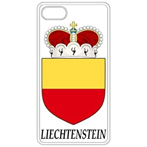 Lesser Liechtenstein - Coat Of Arms Flag Emblem White Apple Iphone 5 Cell Phone Case - Cover