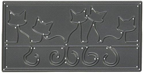 Penny Black 51-145 Feline, 4 by 2