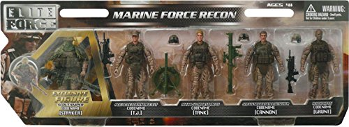 Elite Force Marine Recon Action Figure
