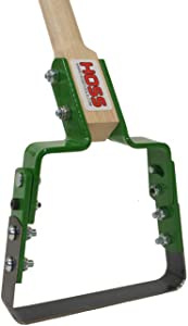 Hoss Stirrup Hoe   Made in USA   Built to Last a Lifetime   Great for Weeding and Edging