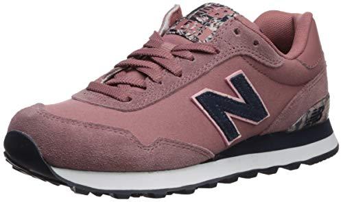 New Balance Women's 515v1 Sneaker, Dark Oxide/Oyster Pink/Eclipse, 8 W US