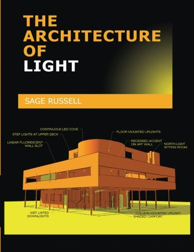 The Architecture Of Light: A textbook of procedures and practices for the Architect, Interior Designer and Lighting Desi