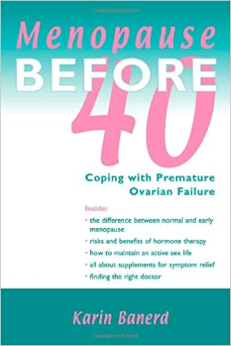 Opinion pre mature ovarian failure excellent