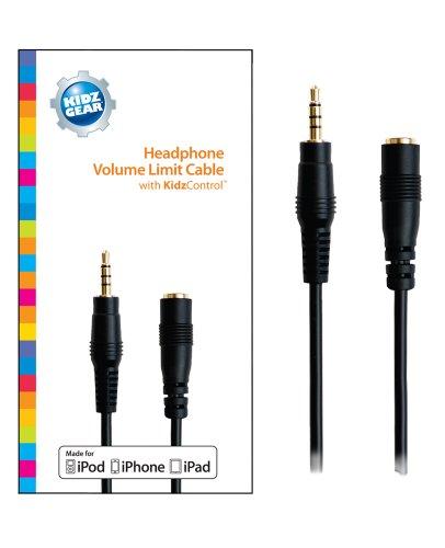 Kidz Gear Volume Limit Cable