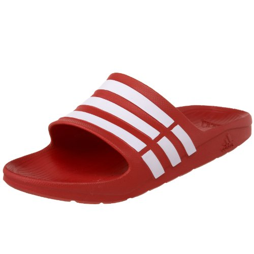 Sandal Red White Collegiate Duramo Collegiate Slide Adidas Red wEI7p