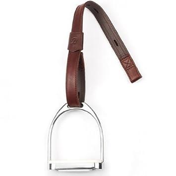 Horka Nylon Core Dressage Stirrrup Leather Pony Horse Riding Accessories
