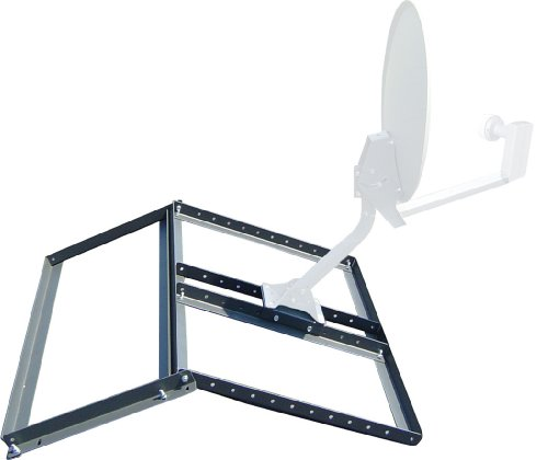 (VMP PRM-2 Non-Penetrating Pitched Roof Mount (Grey))