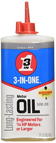 3 in one motor oil - 3