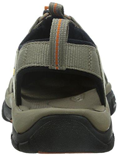 Ivrige Menns Newport H2 Sandal Tigret / Solnedgang