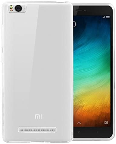 Prevoa ® 丨 Silicona TPU Funda Case for XIAOMI Mi 4i Mi4C 5.0 ...