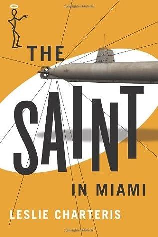 book cover of The Saint in Miami