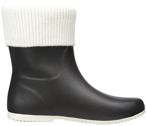 White Twists Butterfly Women's Black Shoe Eton Rain nfwgYwdq