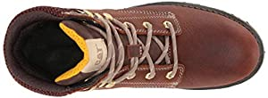 Caterpillar Women's Paisley 6 Industrial Boot, Tawny, 10 W US (Color: Tawny, Tamaño: 10 Wide)