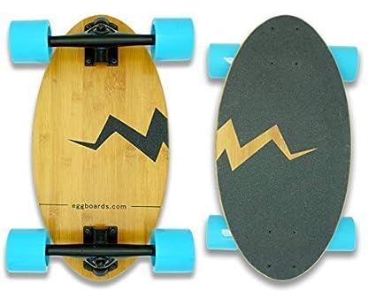 Amazon.com   Eggboards Mini Longboard Cruiser Skateboards - Mini ... a3ab42cbf8