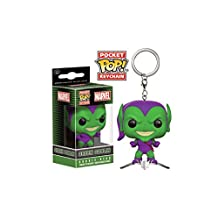 Funko - Porte Clé Marvel - Green Goblin Exclu Pocket Pop 4cm - 0889698104821