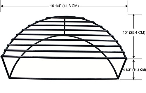 Black Kettle Grill - Grill Valueparts REV026RGE Indirect Enamel Cooking Rack For 22