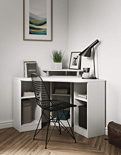 Generique Symbiosis 1112A2100X 00Esquina Escritorio Blanco 94x 81,8x 94cm