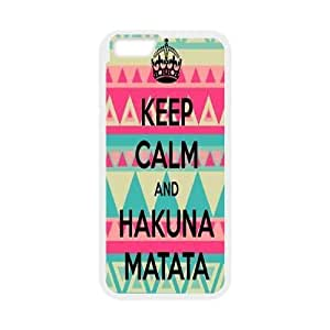 HAKUNA MATATA DIY Cell Phone Case Iphone 5/5S