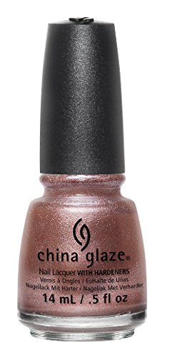 China Glaze Desert Escape Nail Polish, Meet Me in The Mirage, 0.5 Fluid Ounce