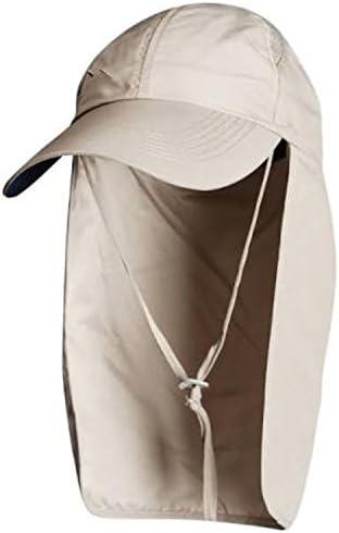 Glacier Glove Mojave Chapeau Long Bill Baseball Cap Chapeau De Soleil Avec Arrière Sun Shade