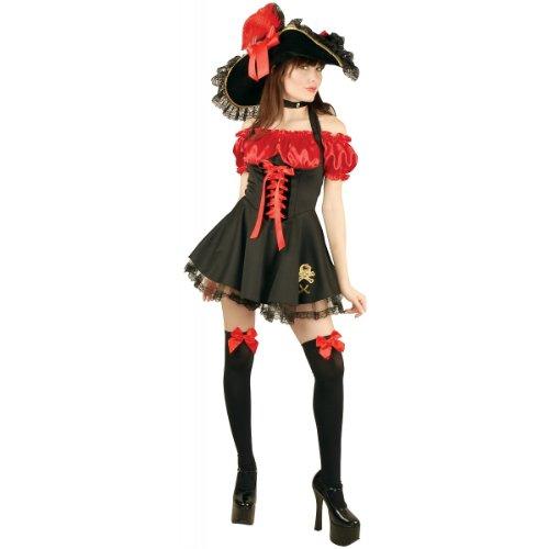 Teen Sassy Storybook Pirate Costume (Sassy Pirate Costume)