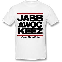 Jabbawockeez Tour 2016 T Shirt For Men White