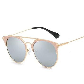 QDE Gafas de sol Gafas De Sol para Mujer Aviation Summer Hue ...