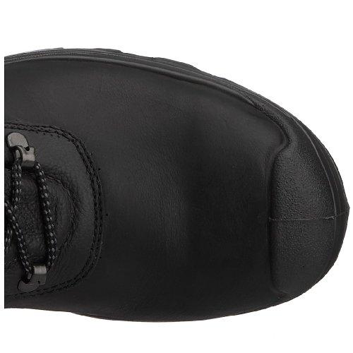 Grisport - Calzado de protección de cuero para hombre Negro