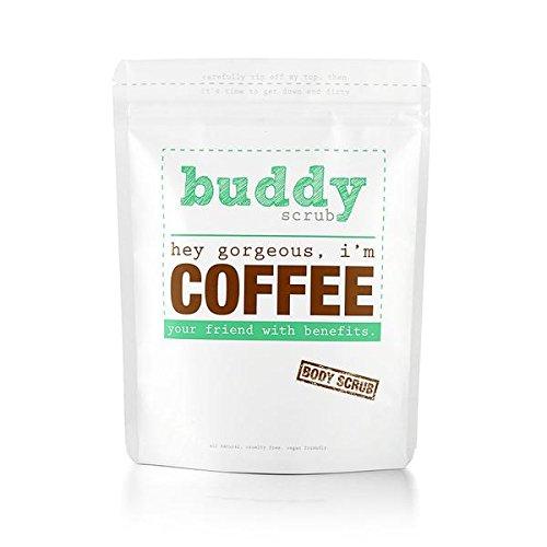 416aaZBtOVL Buddy Scrub Coffee Body Scrub, 200 Gram