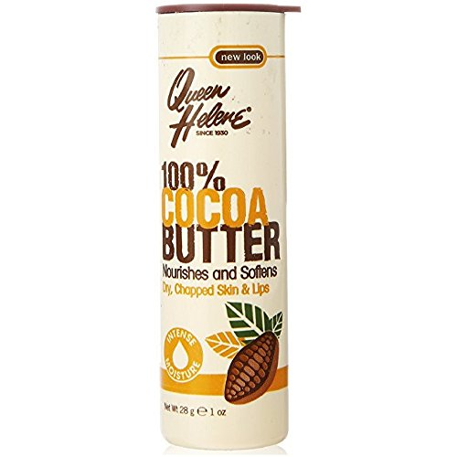 Cocoa Butter Stick (Queen Helene Cocoa Butter, Stick, 1 Ounce (Pack of 3) [Packaging May Vary])