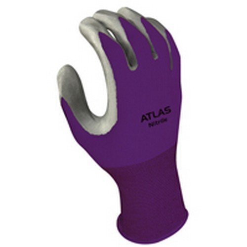 12 Pack Showa Best Glove  Inc 370Plxs 05 Rt Xsmall Kid Garden Nitril Glove