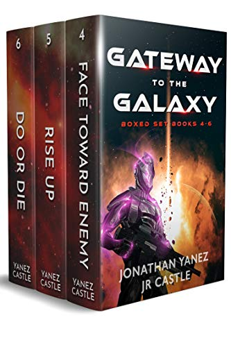 - Gateway to the Galaxy Boxed Set (Gateway to the Galaxy Omnibus Book 2)
