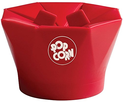 Chefn PopTop Microwave Popcorn Popper product image