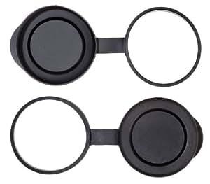 Opticron - Tapa de goma para objetivo de 42 mm (2 unidades)