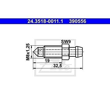 24.7718-7301.2 Ventil für Unterdruckleitung NEU ATE