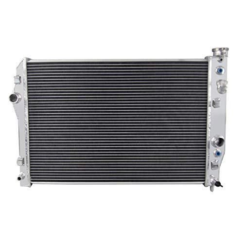 ALLOYWORKS 3 Row Aluminum Radiator For Chevy Camaro Z28 / Pontiac Firebird Formula Trans Am 5.7L V8 AT/MT 1993-2002 ()