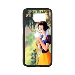 FOR Samsung Galaxy S6 -(DXJ PHONE CASE)-Princess Snow White-PATTERN 13