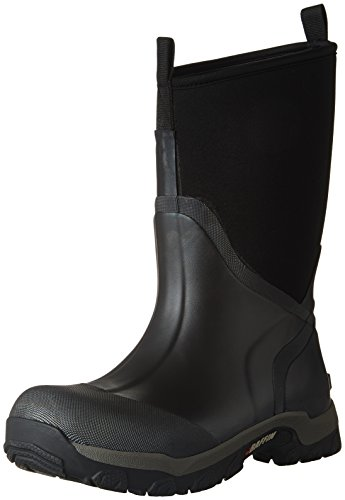 3 4 Baffin Boots Rain Men's Black MELTWATER H4pEZaq