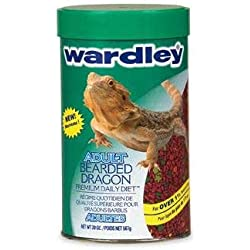 Wardley Products Adult Bearded Dragon Daily Diet 20oz