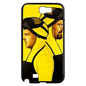Breaking Bad SamSung GalaxyNote 2 N7100 Black phone cases&Holiday Gift