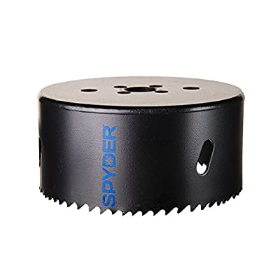 Spyder 600111 Rapid Core Eject Hole Saw, 6-Inch from Simple Man Products