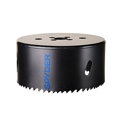 Spyder 600113  Rapid Core Eject Hole Saw, 6.625-Inch ()