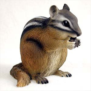 (Conversation Concepts Chipmunk Standard Figurine)