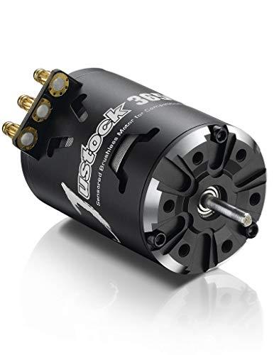 Hobbywing 30408004 XeRun Justock 3650 G2 10.5T Sensored Brushless Motor